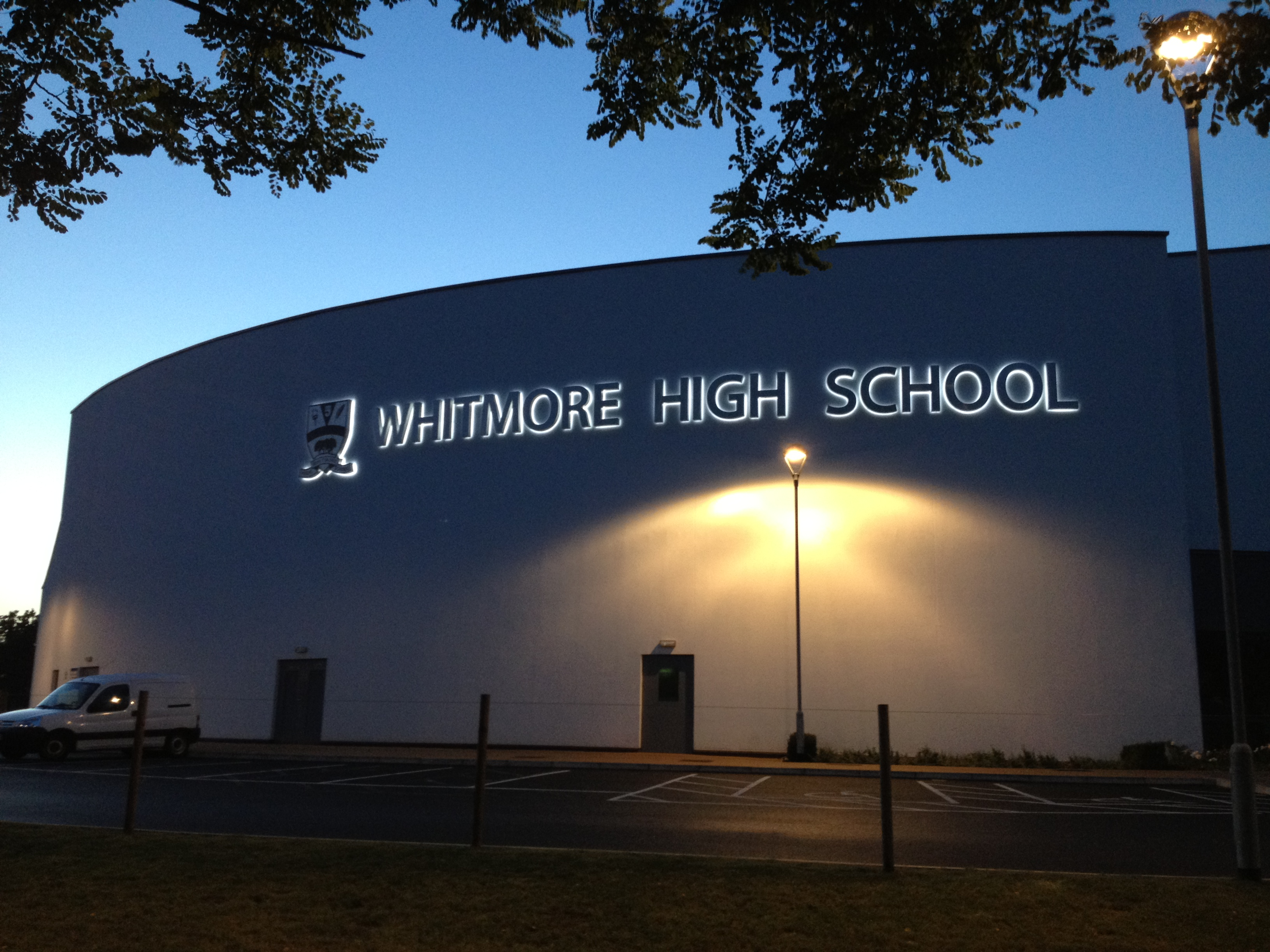 Whitmore High School Letters