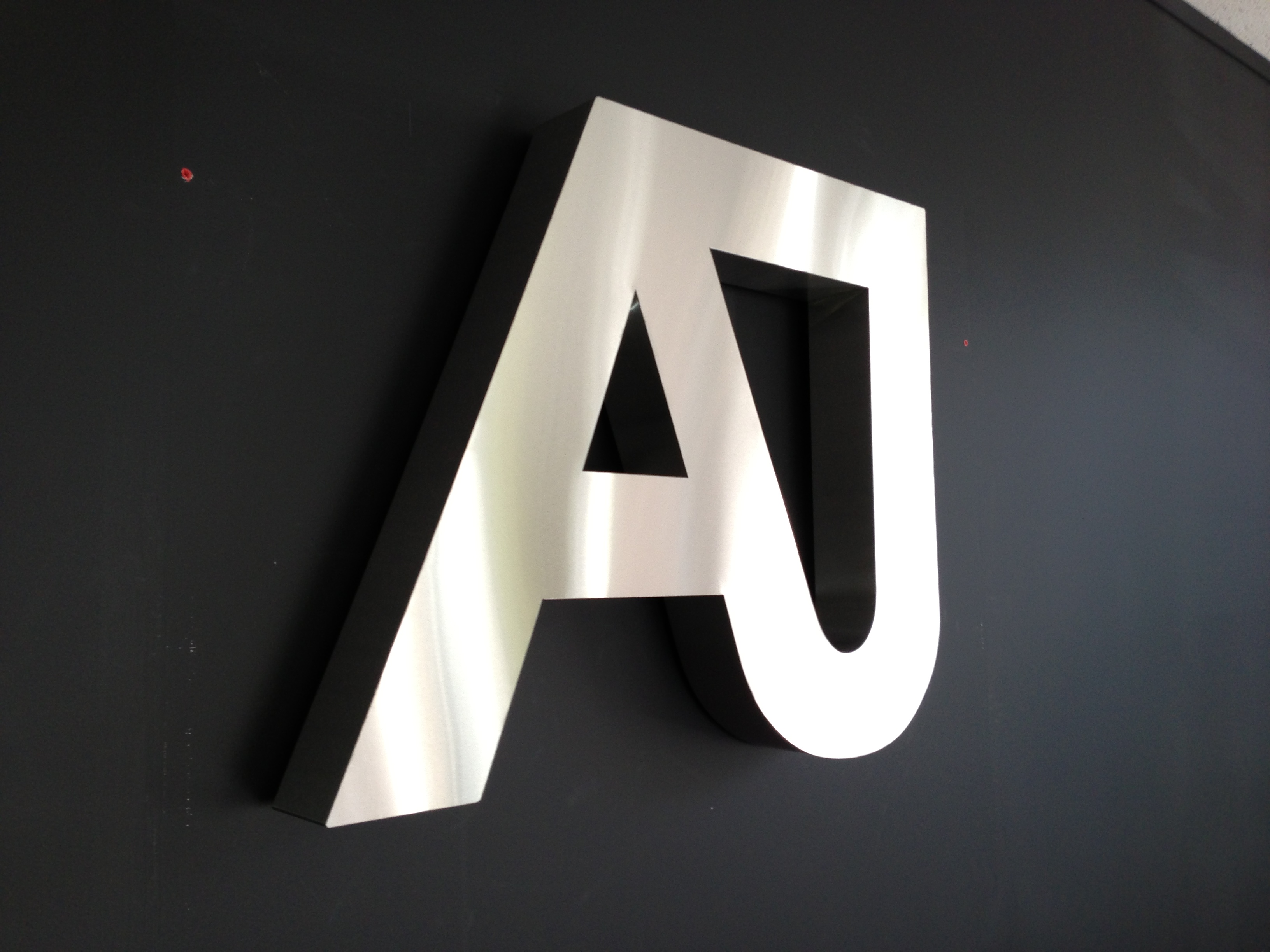 boardroom logo and meeting room signs  aj