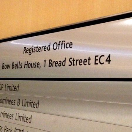 metal signs engraved aluminium steel gold brushed and more