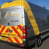 long wheel base van graphics