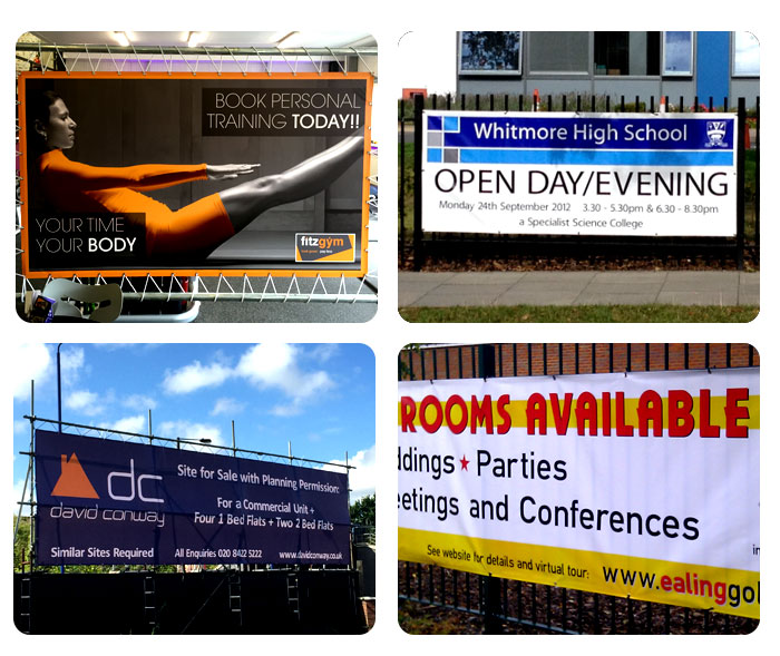 Vinyl Banners Promote Your Business With A Low Cost